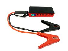 800A portable emergency jump starter & battery charger