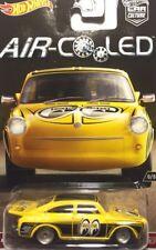 Hotwheels Redline Club 65 VOLKSWAGEN Fastback Mooneyes aleaciones neumáticos de goma