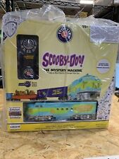 O-Gauge - Lionel - Scooby-Doo! The Mystery Machine Train Set NEW SEALED