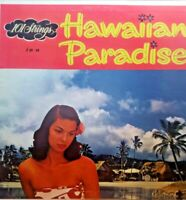 In a Hawaiian Paradise ~101 Strings, Vinyl Record Album Romantic Jazz LP