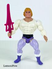 MOTU - PRINCE ADAM - Original Vintage Mattel 80s He-man Action Figure #1