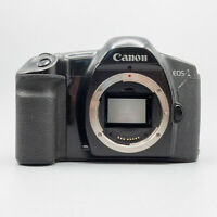 Canon EOS-1 Professional AF 35mm Film Camera - Tested/100% - Good Condition