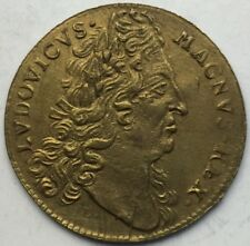 Jeton Louis XVI Veteres Revocabit Artes 1699 #1412