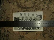 New listing Vintage 1940s? Photo with Signatures - Gordon Baseball Club - Sydney, Australia