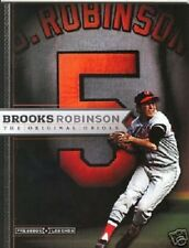 Brooks Robinson Press Box Legends Original Oriole Book