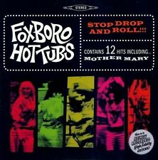 FOXBORO HOT TUBS - Stop Drop and Roll!!! [slipcase] (CD, 2008, Reprise Records)