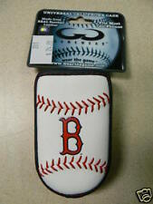 Boston Red Sox Leather Universal Cell Phone Case