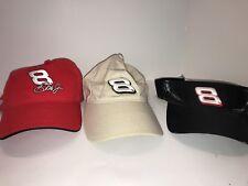 Sports Mem, Cards & Fan Shop Dale Earnhardt Jr Nascar #8 Chase Authentics Adjustable Red Racing Hat Cap Elegant Appearance
