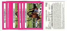 1X UNBRIDLED 1990 Star KENTUCKY DERBY #116 Horse Racing Lots Available NRMT