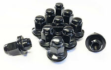 20 Toyota and Lexus Black Factory Wheel XL Lug nuts OEM Stock Mag Style 14x1.5