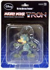 Disney Mickey Mouse as Tron MEDICOM Ultra Detail Figure Model Udf151 (clu Flynn)