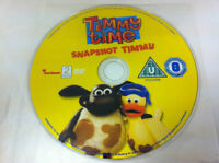 Timmy Time - Snap Shot Timmy (DVD R2) DISC ONLY in Plastic Sleeve