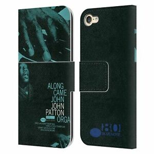 OFFICIAL BLUE NOTE RECORDS ALBUMS 2 LEATHER BOOK CASE FOR APPLE iPOD TOUCH MP3