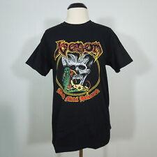 VENOM Black Metal Holocaust T-Shirt Black Men's size L (NEW)