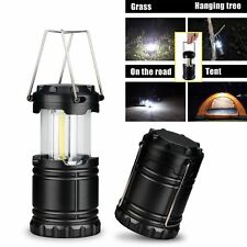 Ultra Bright COB LED Collapsible Camping Lantern Outdoor Emergency Lamp Light