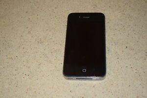 APPLE IPHONE 4S A1387 Utilisé Téléphone Noir (Z1)