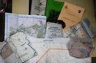 British Army - RAF - Handbooks - Maps - Operations Sheets