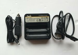 FENIX  ARE-C1 DUAL CHANNEL SMART DIGITAL BATTERY CHARGER