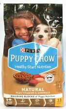 Purina 3.8 Lbs Puppy Chow Healthy Start Nutrition Natural Vit & Mineral Dry Food