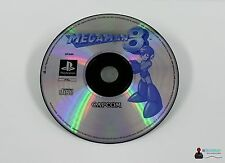 PLAYSTATION ps1 gioco-MEGA MAN 8-Solo cd-RAR