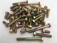 M6 M8 M10 Zinc Yellow FORD SIERRA COSWORTH Hex Set / Bolt Restoration Pack