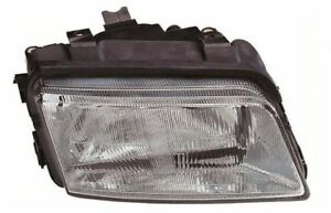 NEW HEAD LAMP HEADLIGHT VALEO TYPE for AUDI A4 4DR/WAGON 1995 - 1999 RIGHT RH