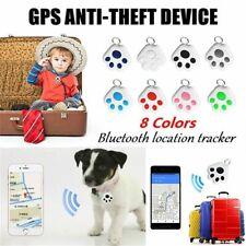 Mini Smart GPS Tracker Anti-Lost Waterproof Bluetooth Locator Tracer For Pet Dog