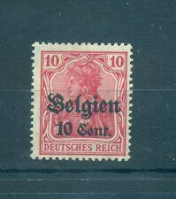 BELGIUM - GERMAN OCCUPATION 1914/18 Mi. 14 10C