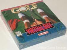 NINTENDO VIRTUAL BOY GAME CARTRIDGE ## GOLF (US) ## *NEUWARE/BRAND NEW!
