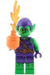 GENUINE Lego Marvel Super Heroes 2015 GREEN GOBLIN Minifigure Juniors Set 10687