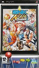 SNK ARCADE CLASSICS VOL 1 PSP UMD PlayStation Video Juego UK release