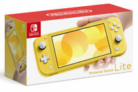 Nintendo Switch Lite Gaming Console 32 GB 5.5 Inch Yellow - HDHSYAZAA