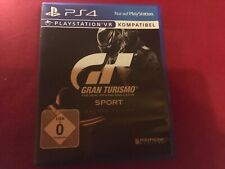 Gran Turismo Sport (Day One Edition) ;