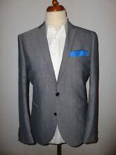 Next Hip Length Wool Button Men's Coats & Jackets