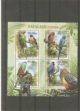 Vögel Papagei Mosambik 5846/49 postfrisch