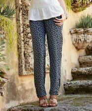 NWT Women's Matilda Jane Hello Lovely Blue Blossom Pants Size S Small NEW