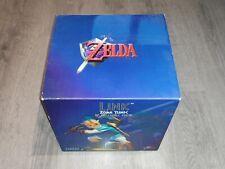Link Zora Tunic Blue Figura F4F First 4 Figures Zelda Ocarina of Time Nintendo