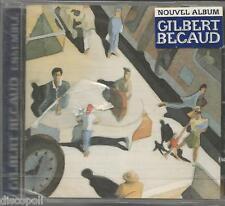 GILBERT BECAUD - Ensemble - CD 1996 SEALED
