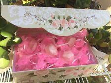 Box of 25 Handmade Gardenia glycerin Soap Gift Favor, Baby Shower