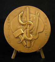 Medal Raymond Gregoire Institute of Radium Physicist Nuclear, Polonium Medal