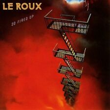 Le Roux - So Fired Up (NEW CD)