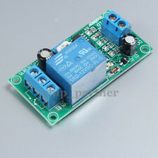 Delay Relay Module AC220V JK03 12V 60S NE555 Power-ON Delay OFF-ON