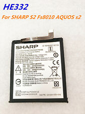 HE332 New Original Remplacement Battery For SHARP S2 Fs8010 AQUOS s2 2930mAh