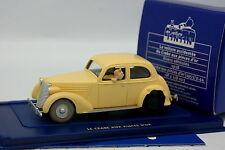 En Voiture Tintin 1/43 - Voiture Accidentée - Crabe aux Pinces d'Or