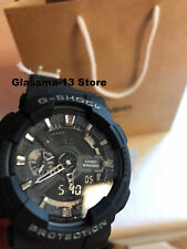 Casio G-Shock Analog-Digital Men's Sports Watch (ALL BLACK) Brand New