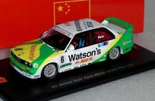 BMW M3 E30 WINNER GUIA MACAU 1991 E. PIRRO SPARK LIM. SA051 1:43