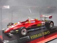 Ferrari Collection F126 C2 1/43 Scale Box Mini Car Display Diecast vol 12