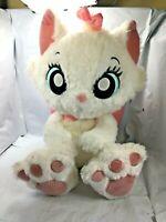 "Disney Store Parks Aristocats Marie 10"" Big Feet Paws Plush Stuffed Animal Cat"