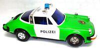 1:24 PORSCHE 911 2.7 POLICE CAR - RARE HONG KONG ELECTRIC MODEL