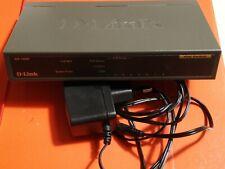 Modem D-LINK Des-1008P 8 Porte Ethernet - Per casa o ufficio
